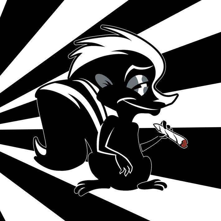 Skunk Magazine logo